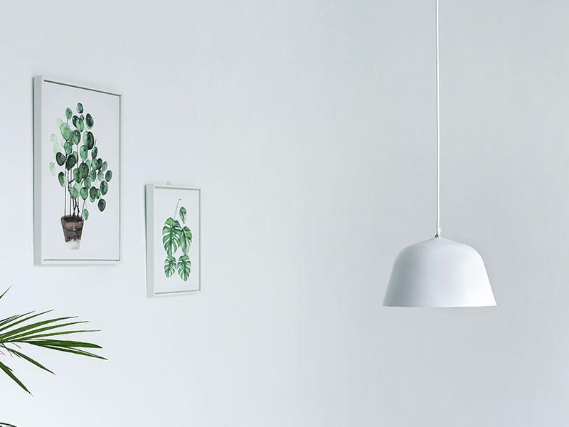萤火虫台灯北欧风格